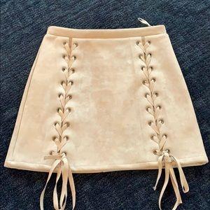 Honey Punch skirt